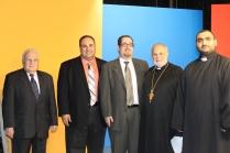 Edmond Azadian, Ara, Fr. Barsoumian, Fr. Kochakian, Fr. Kevorkian