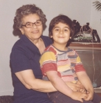 My paternal grandmother, Varsenig. She was 11 years old when she escaped the Genocide
