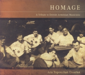 Homage CD Ara Topouzian