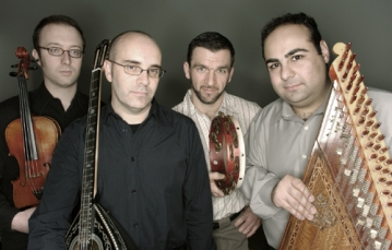 Press Photo of Eastern Winds