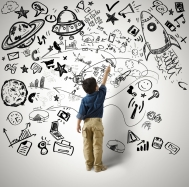 Visual-imagination_-Concept-of-small-genius_Copyright-Alphaspirit-Shutterstock